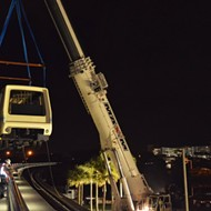 Orlando International Airport retires its original people mover trams after 35 years