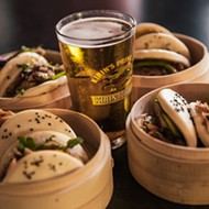 Baoery Asian Gastropub asks customers to show their buns as the restaurant leads up to 1-year anniversary party