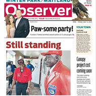 Winter Park/Maitland Observer folded as of May 17
