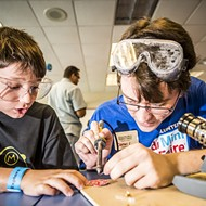 The Maker Faire celebrates a culture of invention rather than consumption