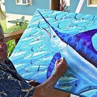 Marine artist Guy Harvey comes to SeaWorld this November