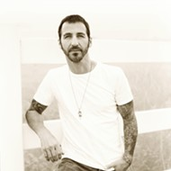 Godsmack frontman Sully Erna will perform at Plaza Live this weekend