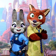 Disney World finally gets a 'Zootopia' meet-and-greet, 8 months after the film debuts