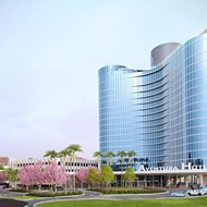 Universal announces new massive 600 room hotel tower (and it has a rooftop bar!)