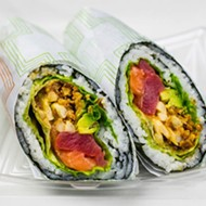 Sushi burritos at Foodoko in Lake Nona, Smiling Bison plans to close its Orlando location, plus more in local foodie news