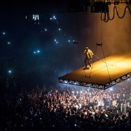Kanye West cancels upcoming show at Amway, along with the rest of his tour dates