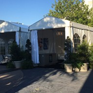 Disney's Magic Kingdom now offers a $700 tent rental
