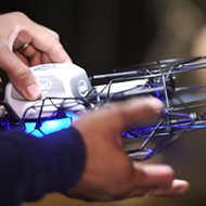 Video reveals behind-the-scenes magic of Disney's new drone show