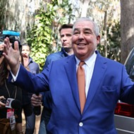 Orlando attorney John Morgan has contributed nearly $2.3 million to his committee Florida for a Fair Wage