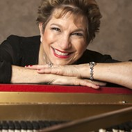 Pianist Carol Stein plays insanely impromptu performance at Timucua, plus update on Benoit Glazer's condition