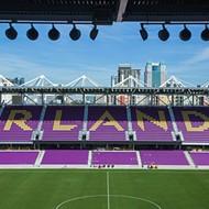 Orlando City hosts an open house at the newly renamed Exploria Stadium