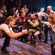 Touring Broadway hit 'Come From Away' overwhelms at Orlando's Dr. Phillips Center