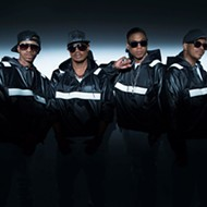 Reunited Jodeci brings back New Jack Swing-era style R&B at House of Blues