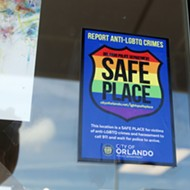 Orlando Police distribute LGBTQ 'safe place' decals to local businesses