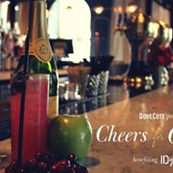 Cheers for Charity holiday happy hour at DoveCote will benefit IDignity