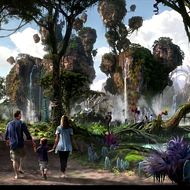 Disney releases sneak peek of 'The World of Avatar' ride