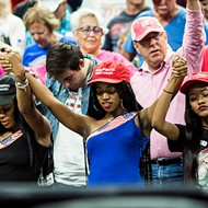 Everyone we saw at the Trump 2020 rally in Orlando