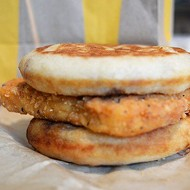 Orlando McDonalds are now carrying the Chicken McGriddle