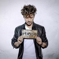 Latin pop sensation Tommy Torres is coming to Orlando this spring