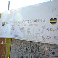 Pulse survivor hopes to fill banner with messages of love for Istanbul