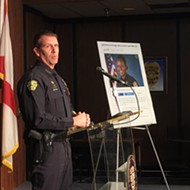 Orlando Police Chief John Mina to Markeith Loyd: 'Be a man, face what's coming to you'