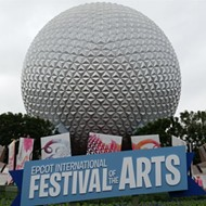 A few of the dishes you can expect at the Epcot International Festival of the Arts