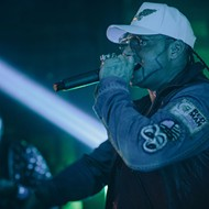 Orlando sees the full spectrum of rap from Abstract Rude to Riff Raff