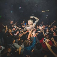 Local MC Caskey plays tour homecoming show at Venue 578 tonight