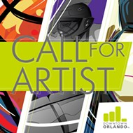 The City of Orlando would like you to paint a massive sports mural