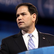 Rubio, elected on premise of defying Trump, announces support for Rex Tillerson