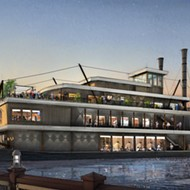 Paddlefish will open next weekend in Disney Springs