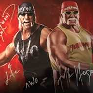 Hulk Hogan is opening a beach shop in Orlando