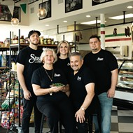Maria Palo and her family make customers feel at home at Stasio's Italian Deli & Market