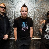Blink 182 is coming to Orlando this spring