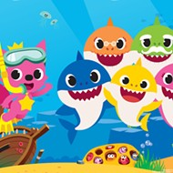 Pop an extra Xanax, parents, the Baby Shark live show is coming to Orlando