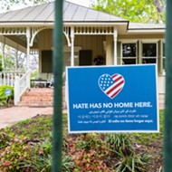 Hate crimes in Florida increased by 102% between 2013 and 2017