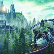 New Hagrid coaster at Universal Orlando's Wizarding World of Harry Potter will close early each day