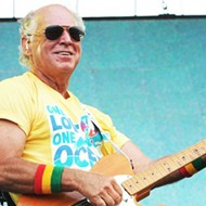 Jimmy Buffett is performing in Orlando this May