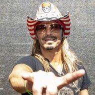 Poison frontman Bret Michaels in search of nothing but a good time at Hard Rock Hotel's Velvet Sessions