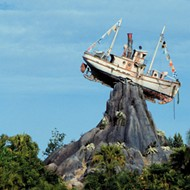 Former worker at Disney's Typhoon Lagoon accused of returning to employee locker room to steal credit cards