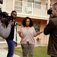 Oprah's Orlando-filmed show, 'David Makes Man,' premieres tonight