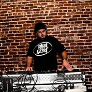 DJ BMF celebrates the freestyle bass of the late '80s at Iron Cow for Set It Off
