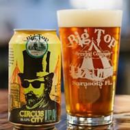 Disney Springs' Paddlefish hosts a beer dinner featuring Big Top Brewing
