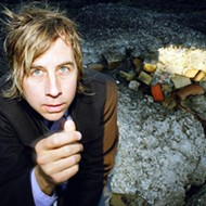 After 54 days in the recording studio, John Vanderslice brings 'The Cedars' on tour through Orlando