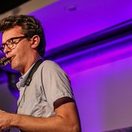 Promising young Tampa Bay jazz saxophonist David Mason to play Blue Bamboo this weekend