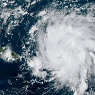 Dorian has become a hurricane, and it's expected to hit Florida as a Category 3