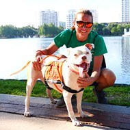 Pet Alliance of Greater Orlando now lets you 'check out' a shelter dog for up to two hours