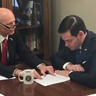 Florida Senators Marco Rubio and Rick Scott seek answers over 'offensive' museum art