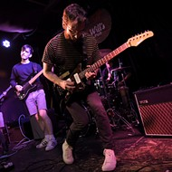 Jacksonville's Teen Divorce shine at Montgomery Drive's all-Florida band showcase at Will's Pub