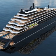 The launch of Florida's Ritz-Carlton Yacht Collection is delayed, missing the Super Bowl